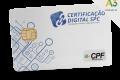 e-CPF A3 - Cartão +R$219,90